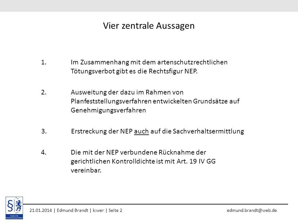 1. April 2010 | Referent | Kurztitel der Präsentation (bitte im Master einfügen) | Seite 410. April 2013 | Edmund Brandt | Forschungsseminar | Seite 4