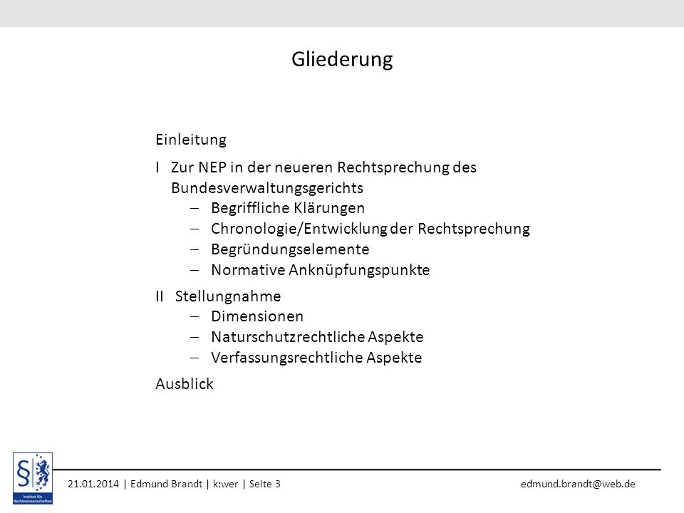 1. April 2010 | Referent | Kurztitel der Präsentation (bitte im Master einfügen) | Seite 510. April 2013 | Edmund Brandt | Forschungsseminar | Seite 5