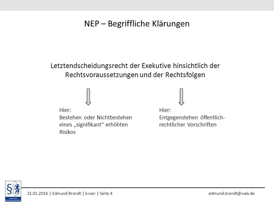 1. April 2010 | Referent | Kurztitel der Präsentation (bitte im Master einfügen) | Seite 610. April 2013 | Edmund Brandt | Forschungsseminar | Seite 6