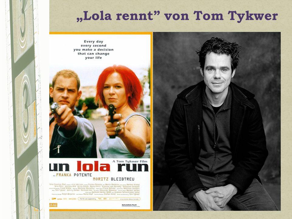 Lola rennt von Tom Tykwer