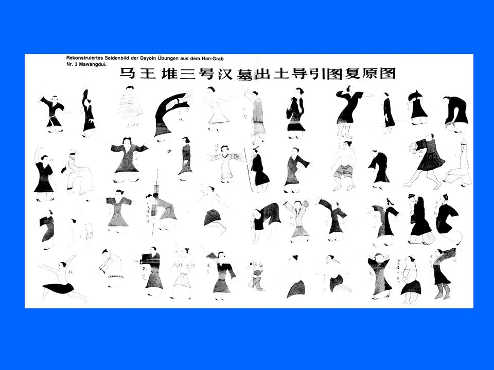 Die Qi-Gong Übungen wurden mit der Zeit von verschiedenen Denk-Richtungen vereinnahmt.
