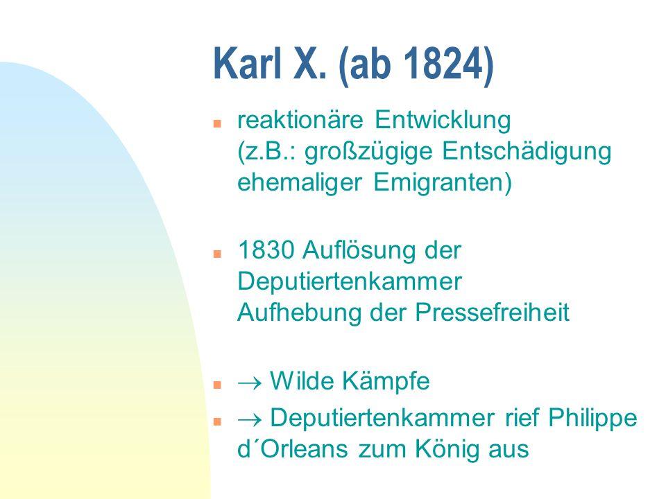 Karl X.