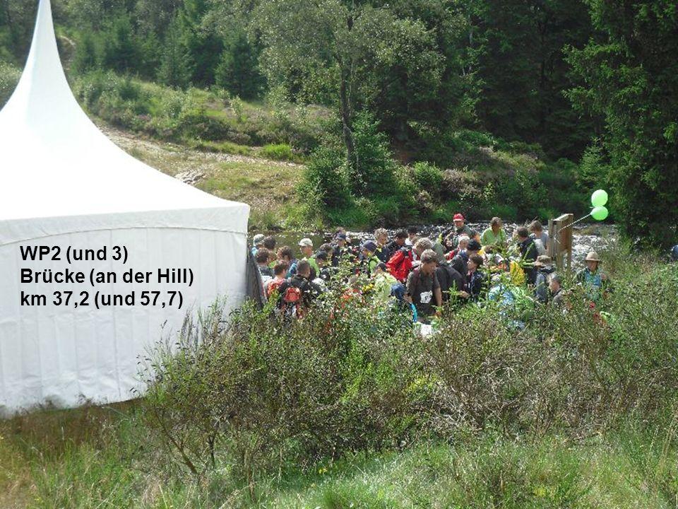 WP2 (und 3) Brücke (an der Hill) km 37,2 (und 57,7)