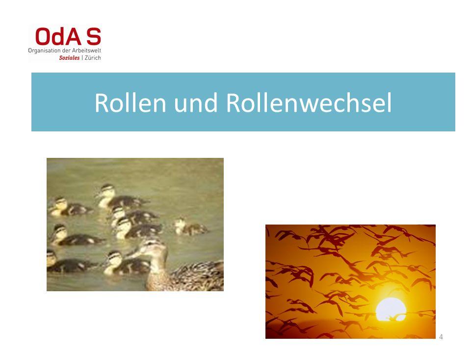 Rollen und Rollenwechsel 4