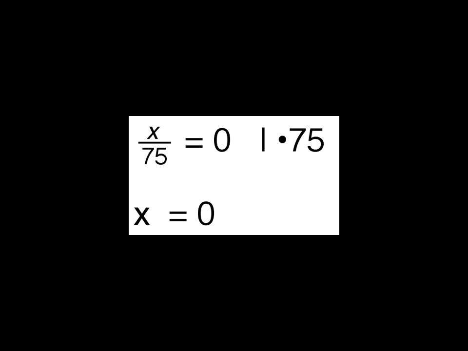 Aufgabe 4 Sortieren: x-Ausdrücke auf eine Seite bringen