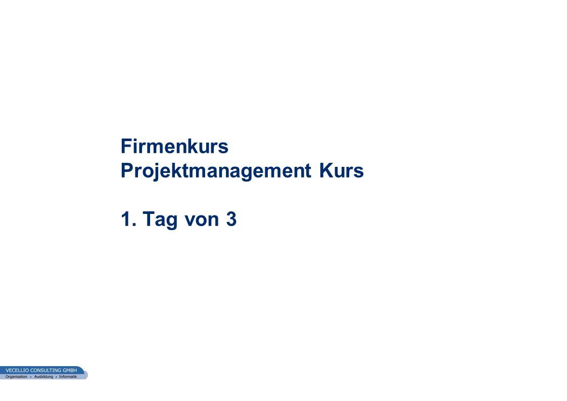 wwgs1.ch Firmenkurs Projektmanagement Kurs 1. Tag von 3
