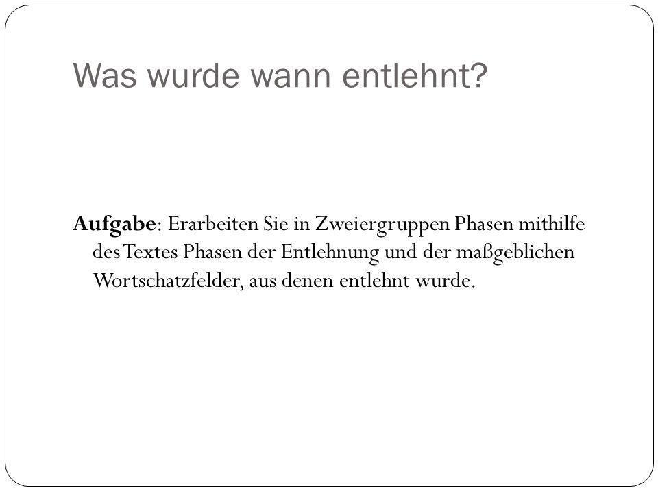 Woher stammt eigentlich das Wort deutsch.