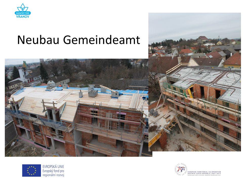 Neubau Gemeindeamt