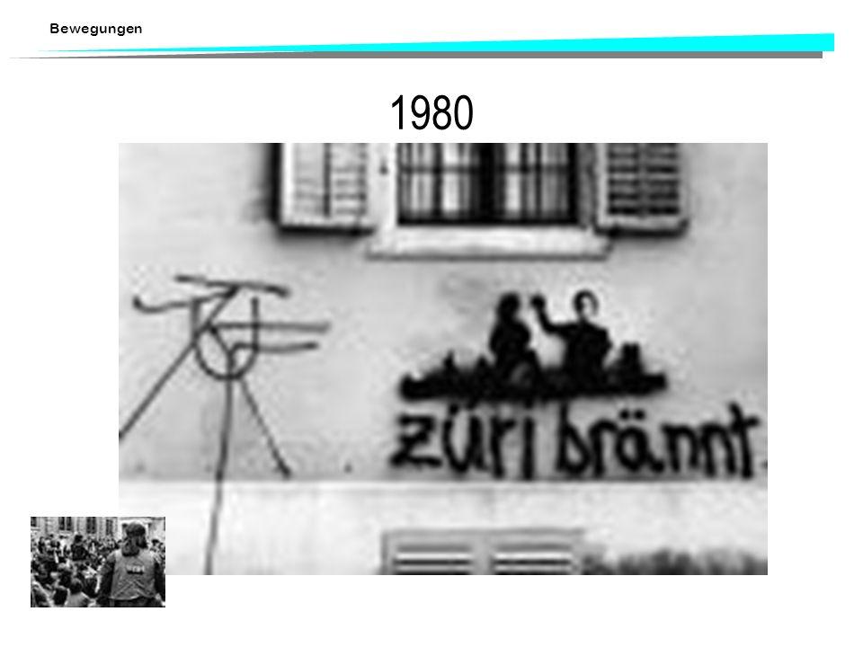 Bewegungen 1980