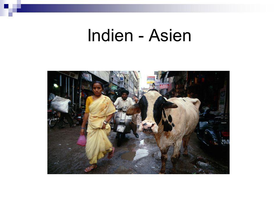 Indien - Asien
