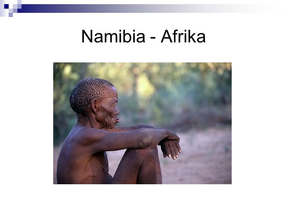 Namibia - Afrika
