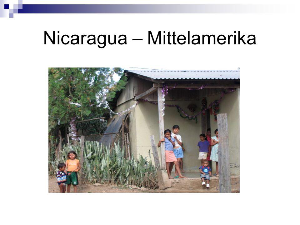 Nicaragua – Mittelamerika