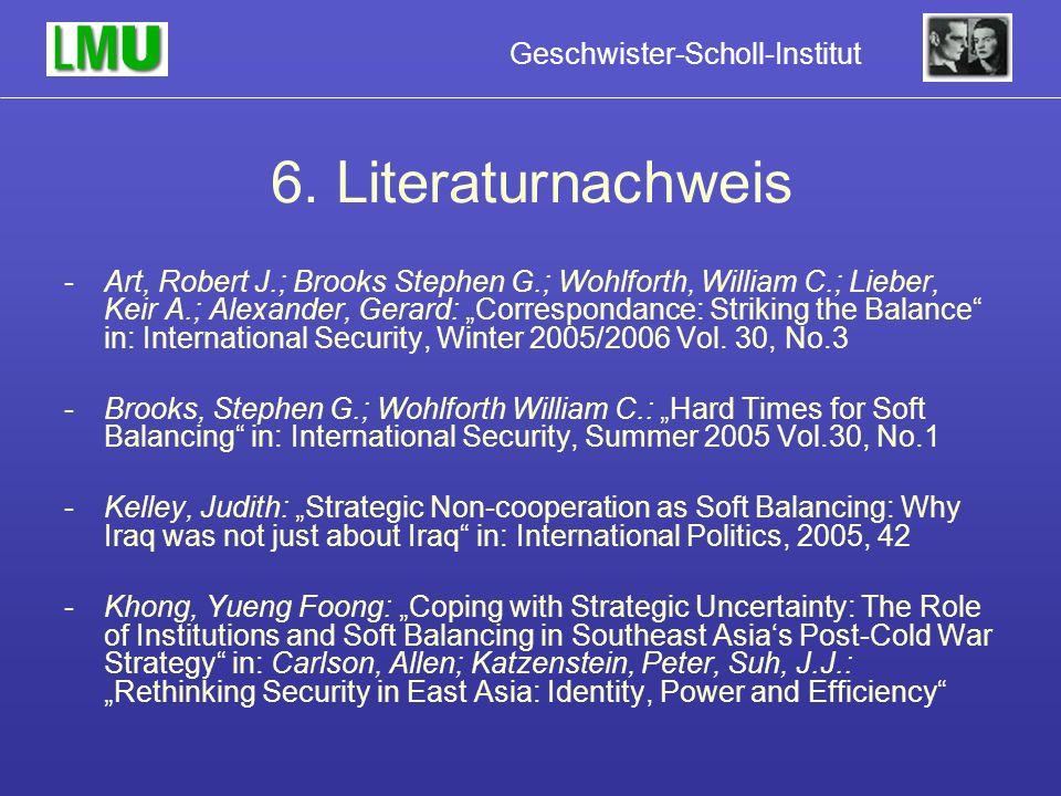 Geschwister-Scholl-Institut 6.