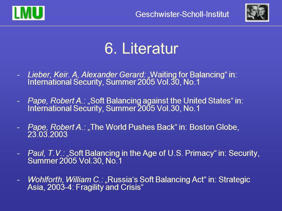 Geschwister-Scholl-Institut 6.Literatur -Lieber, Keir.
