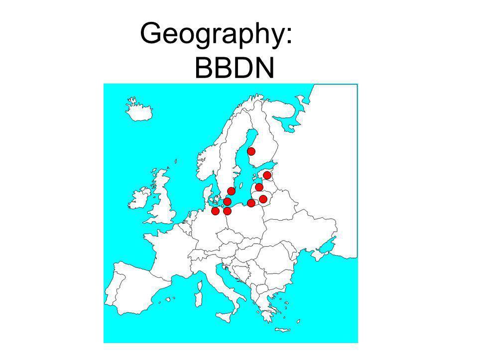 Geography: BBDN