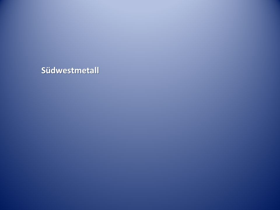 Südwestmetall