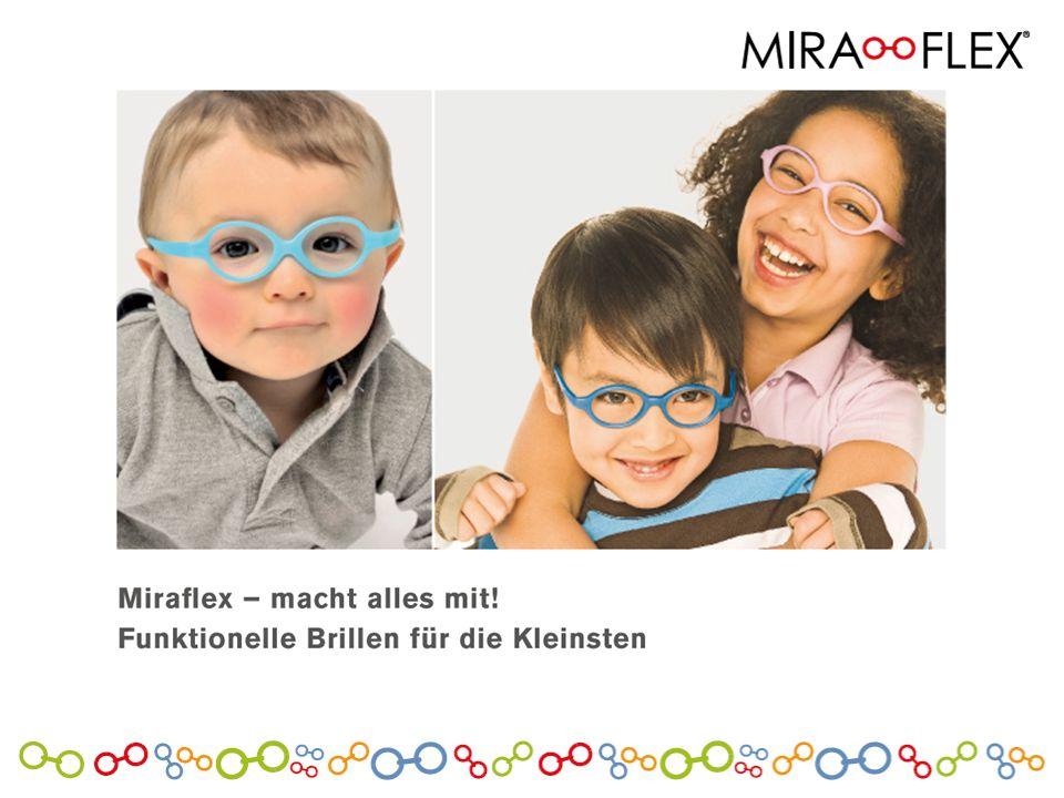 Warum Miraflex.Anatomisch perfektioniert für Babys und Kinder ab ca.