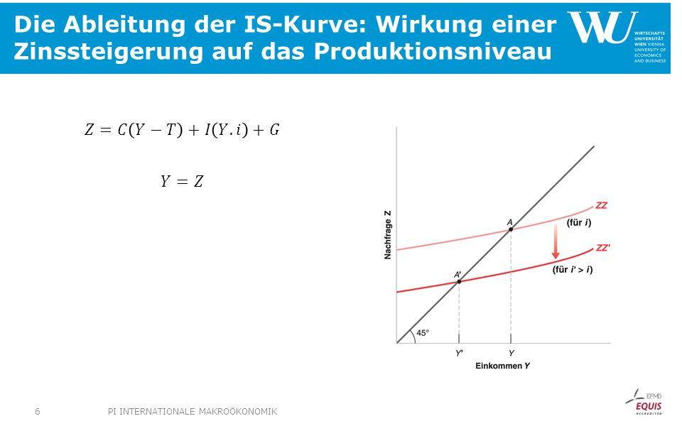 Fallstudie 1.2: Anstieg der Konjunkturdynamik 2014 Im Einklang mit der schwachen internationalen Konjunktur ist die österreichische Wirtschaft im ablaufenden Jahr nur um 0.4 % gewachsen.