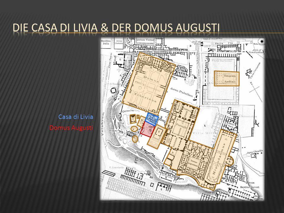 Casa di Livia Domus Augusti