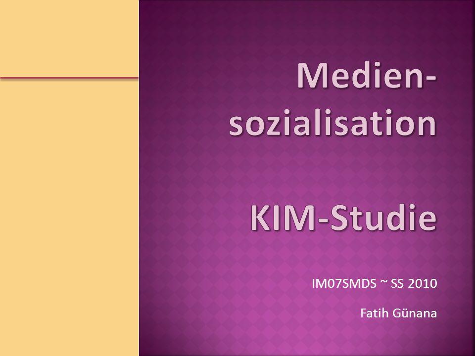 Fatih Günana IM07SMDS ~ SS 2010