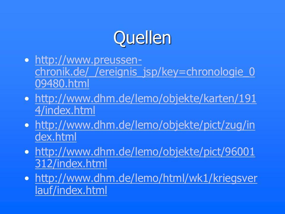 Quellen http://www.preussen- chronik.de/_/ereignis_jsp/key=chronologie_0 09480.htmlhttp://www.preussen- chronik.de/_/ereignis_jsp/key=chronologie_0 09