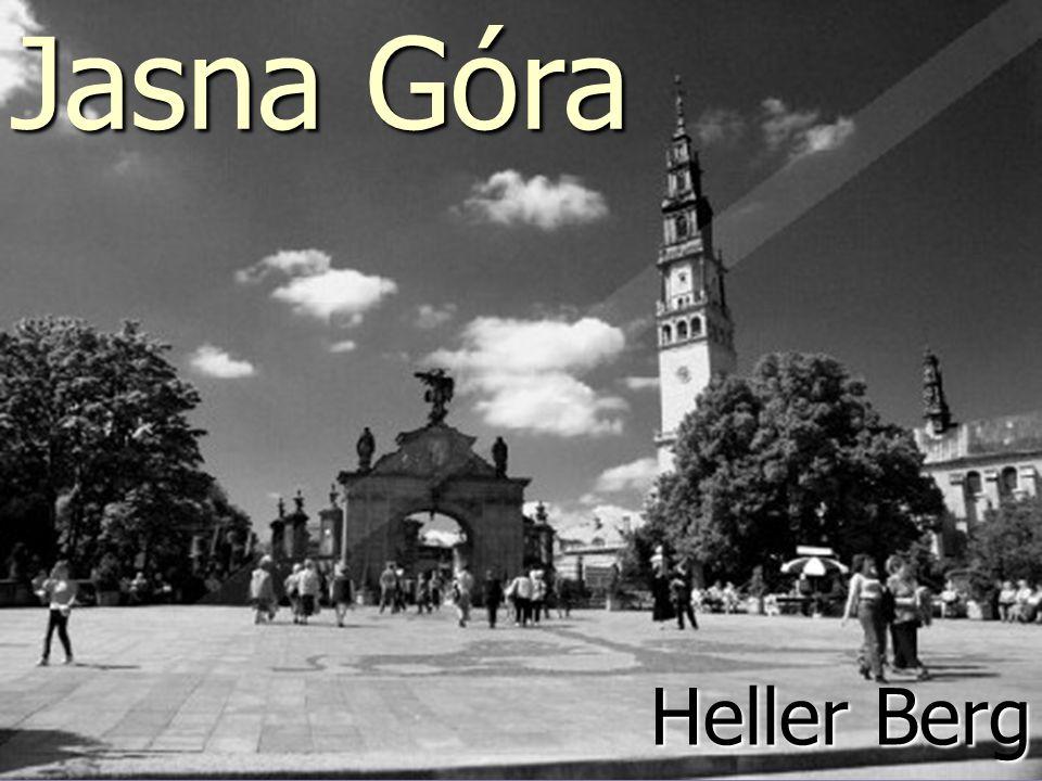 Jasna Góra – eine Pilgerstätte Größtes Marienheiligtum Mittel- und Osteuropas sowie bedeutendstes polnisches Nationalheiligtum in der Stadt Częstochowa 3-4 Millionen Pilger jährlich