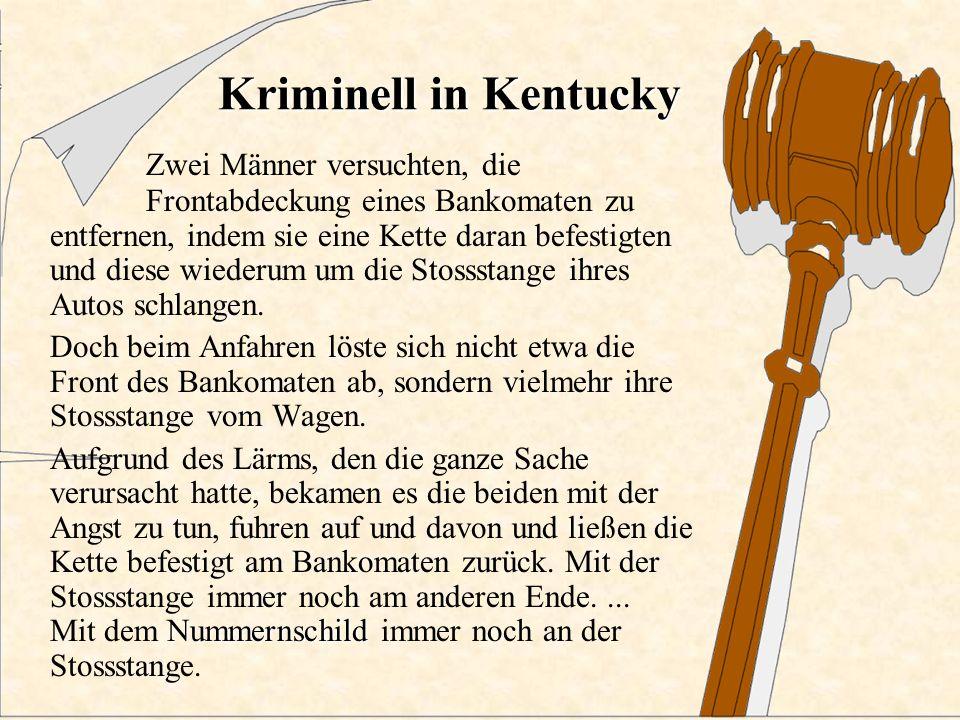 Kriminell in Grömitz In Grömitz stahl ein Autodieb einen roten Golf, Baujahr 1976. Schon nach wenigen Kilometern gab das Gefährt seinen Geist auf. Dar