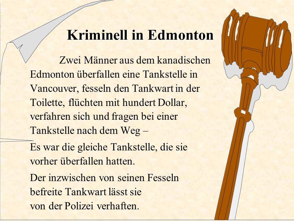 Kriminell in Hamburg Zwei Anfänger erbeuten 5.000 Mark, verjubeln alles in Hamburg auf der Reeperbahn, lassen währenddessen ihre Maschinenpistolen off