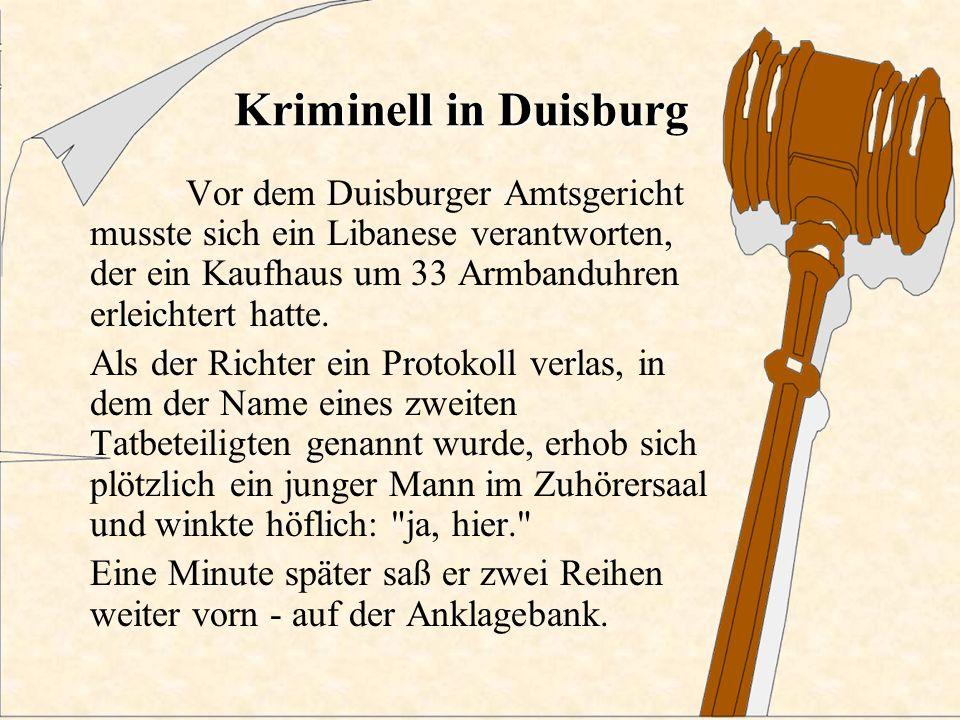 Kriminell in Pau In Rage geriet Richter Eduard Blaimont während einer Gerichtsverhandlung in Pau, Frankreich, weil ihm zum 17.