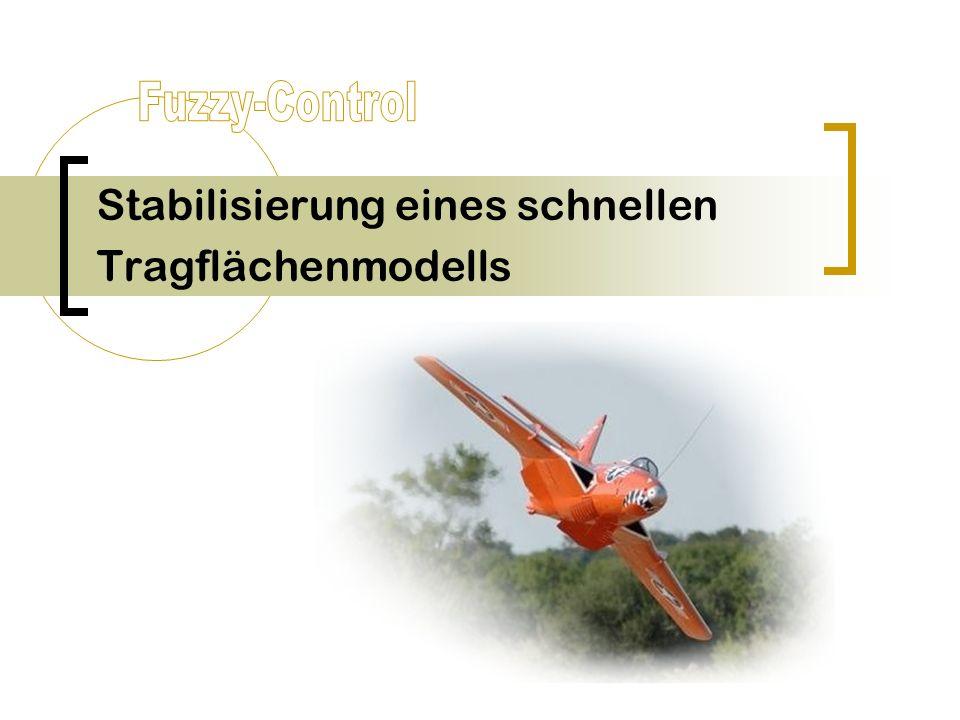 Ausgangssituation Klasse von schnelle Flugmodellen Jet-Modelle z.B.
