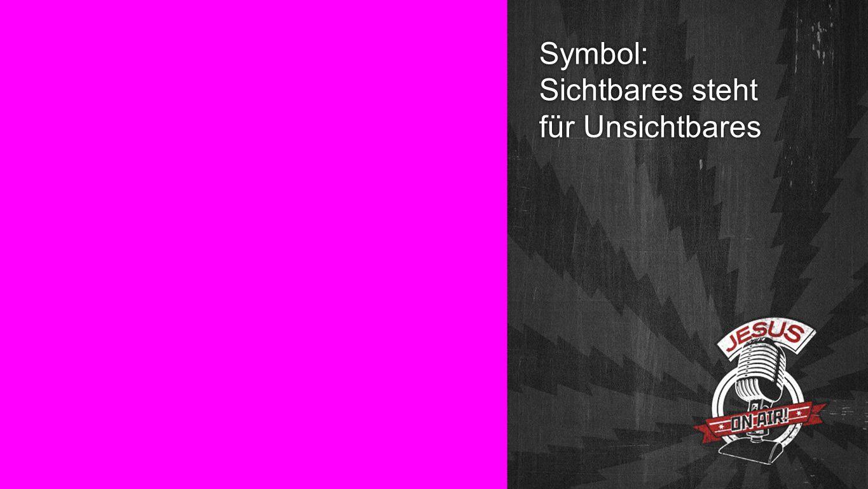 Seiteneinblender Symbol: Sichtbares steht für Unsichtbares