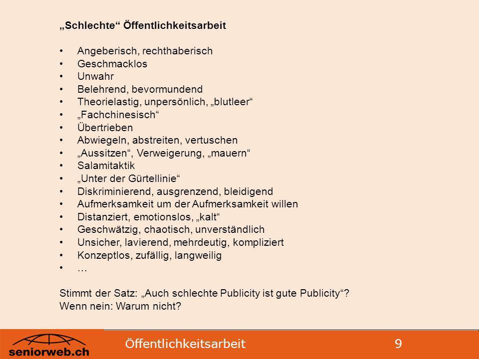 Gruppengr ü ndung 30 Wie gründe und betreue ich eine Gruppe auf seniorweb.ch.