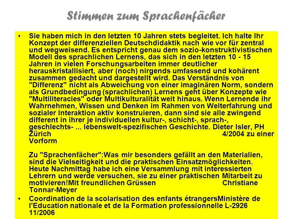 Ingelore Oomen-Welke PH Freiburg 21 Was bringts den Lehrenden.