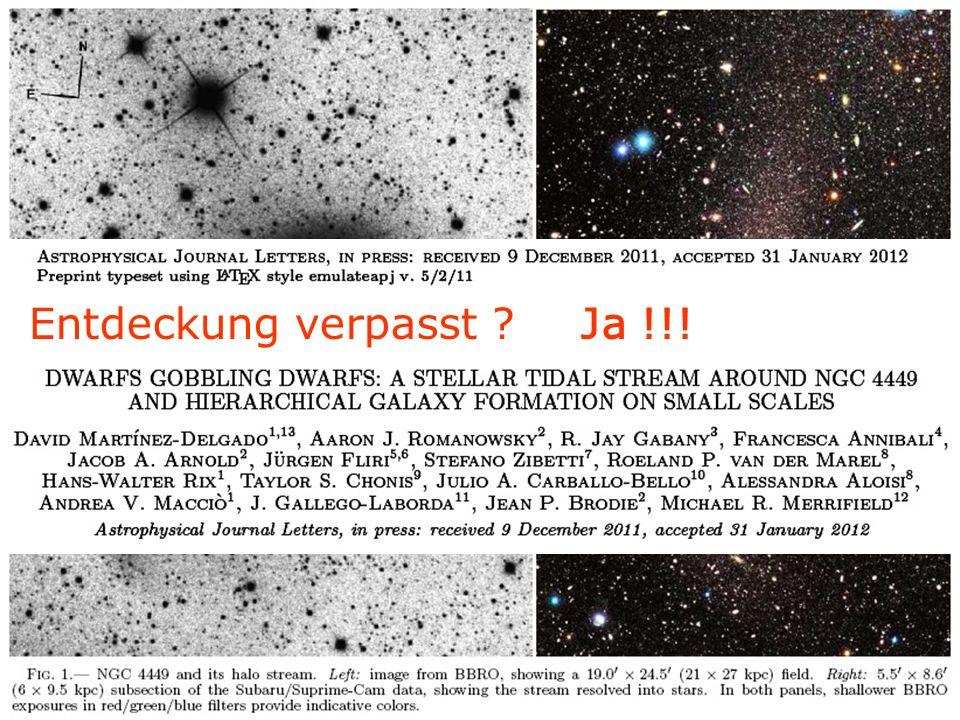 NGC 4631, 05+06.03.2013, CDK 12.5 Zoll, f/8, Apogee U16M, Hα 8x25 min, L 13x 15 min, RGB je 9x15 min, Dirk Bautzmann