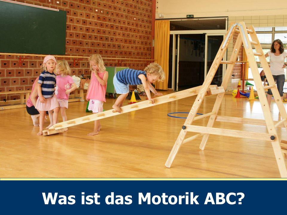 Was ist das Motorik ABC?