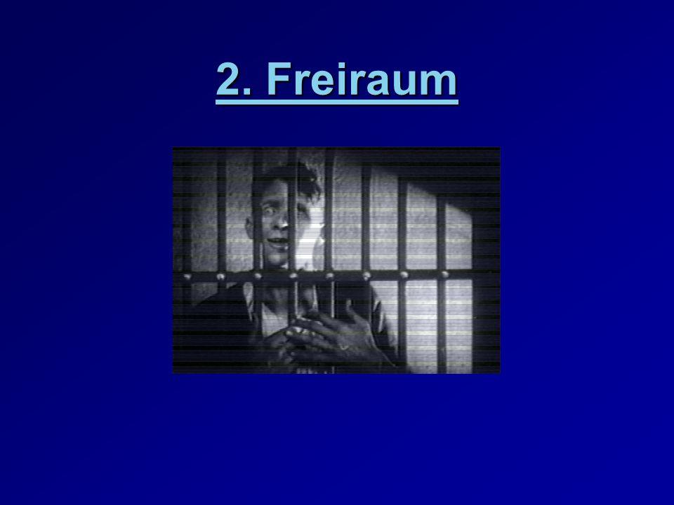 2. Freiraum