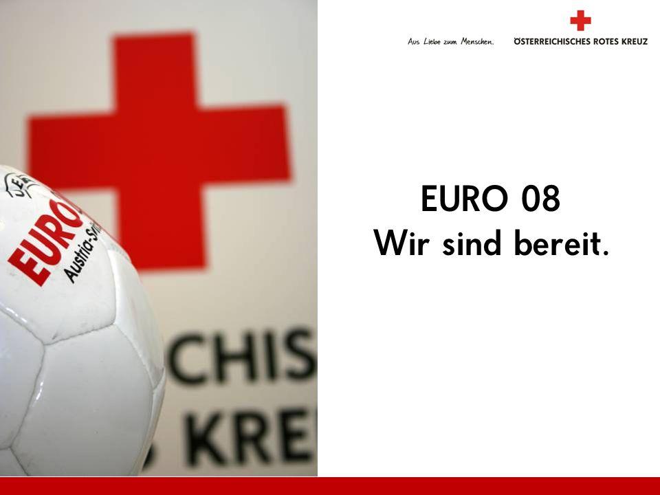 EURO 08 Wir sind bereit.