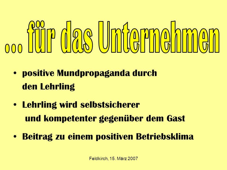Feldkirch, 15.