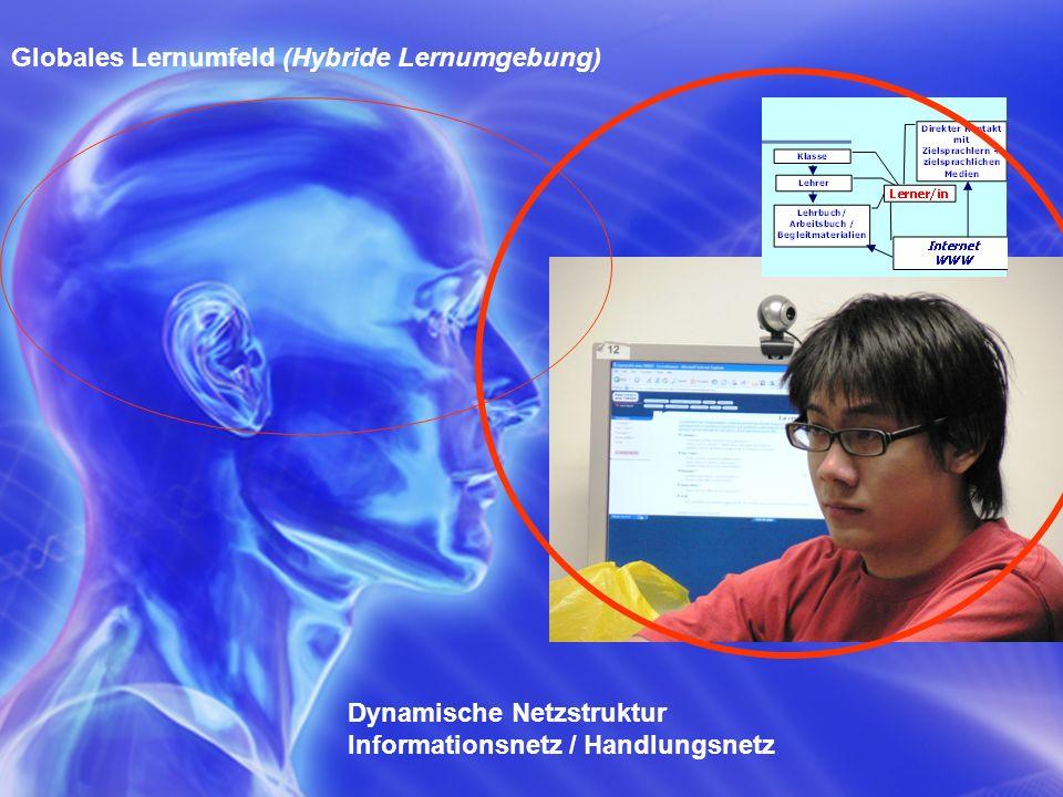 12./13.12.2008 Hess/Chaudhuri 4 http://www.dailygalaxy.com/photos/uncategorized/2007/05/23/blue_brain_5.jpg Globales Lernumfeld (Hybride Lernumgebung) Dynamische Netzstruktur Informationsnetz / Handlungsnetz