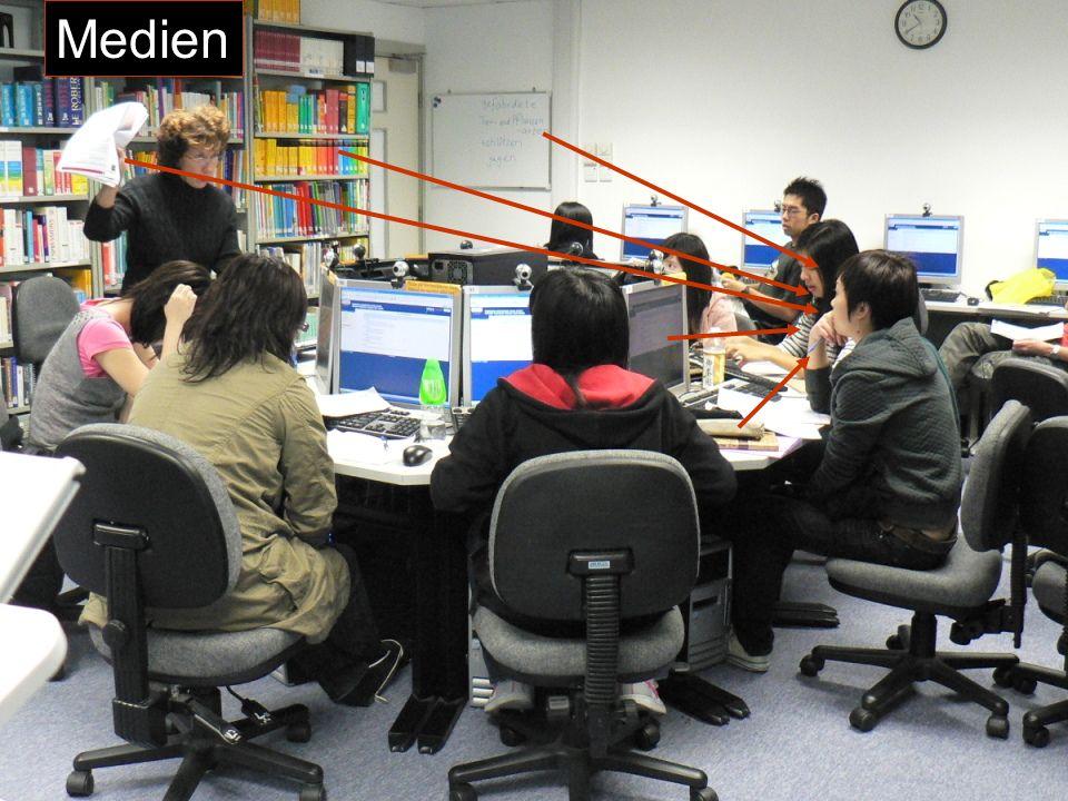 12./13.12.2008 Hess/Chaudhuri 8 Werkzeuge