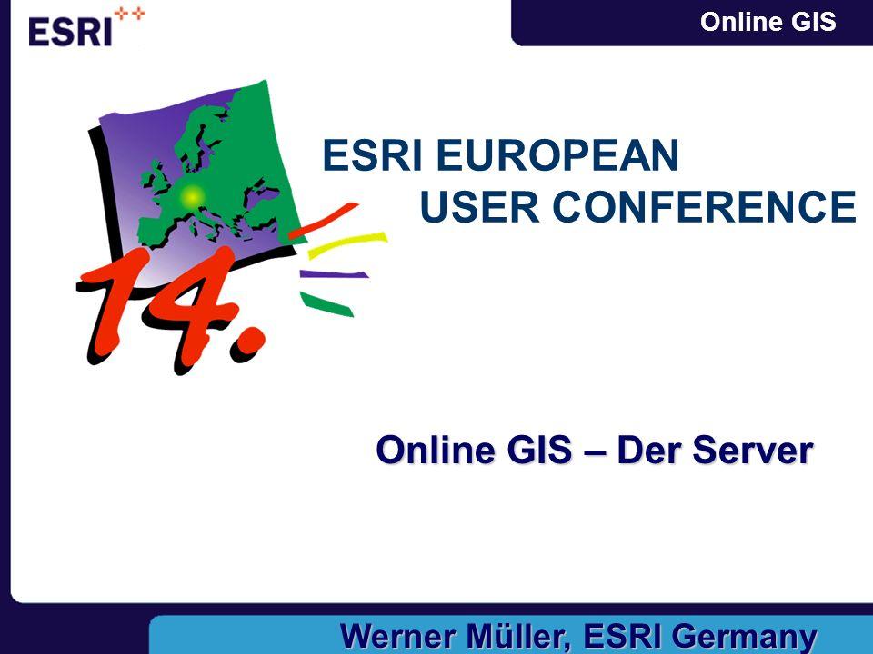 Online GIS Inhalt Analyse der Systemanforderungen Aufbau einer Internet-Lösung Aufbau einer Internet-Lösung Kommunikation Programmierung eines Map-Servers