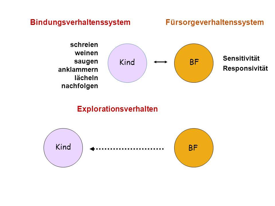 ExplorationBindungsverhalten Balance zwischen Bindungsverhalten und Exploration bei sicher gebundenen Kindern B