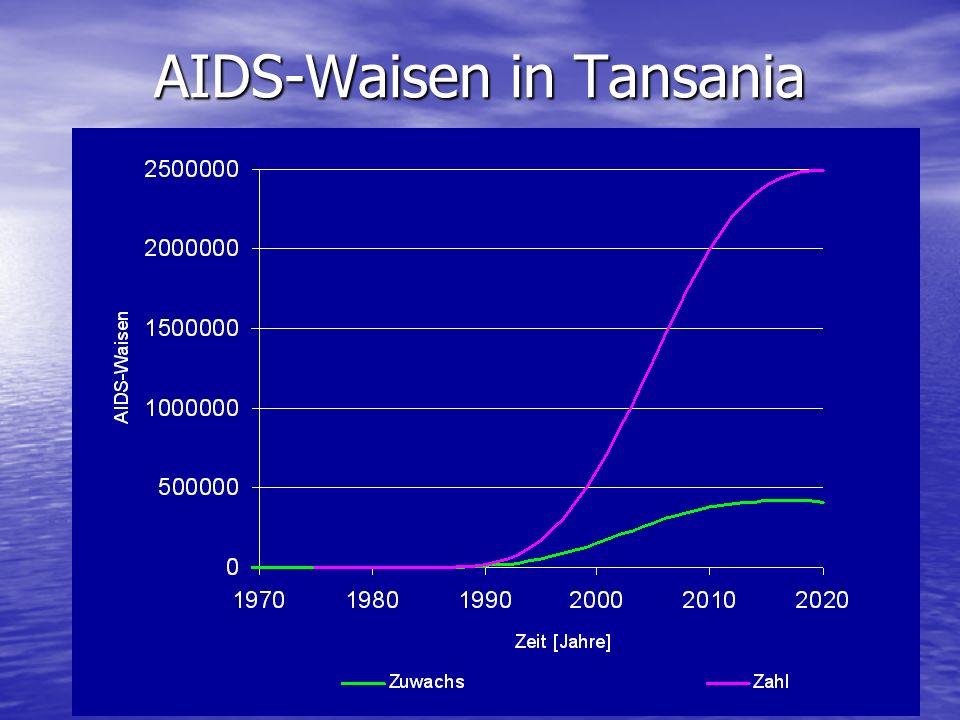 AIDS-Waisen in Tansania