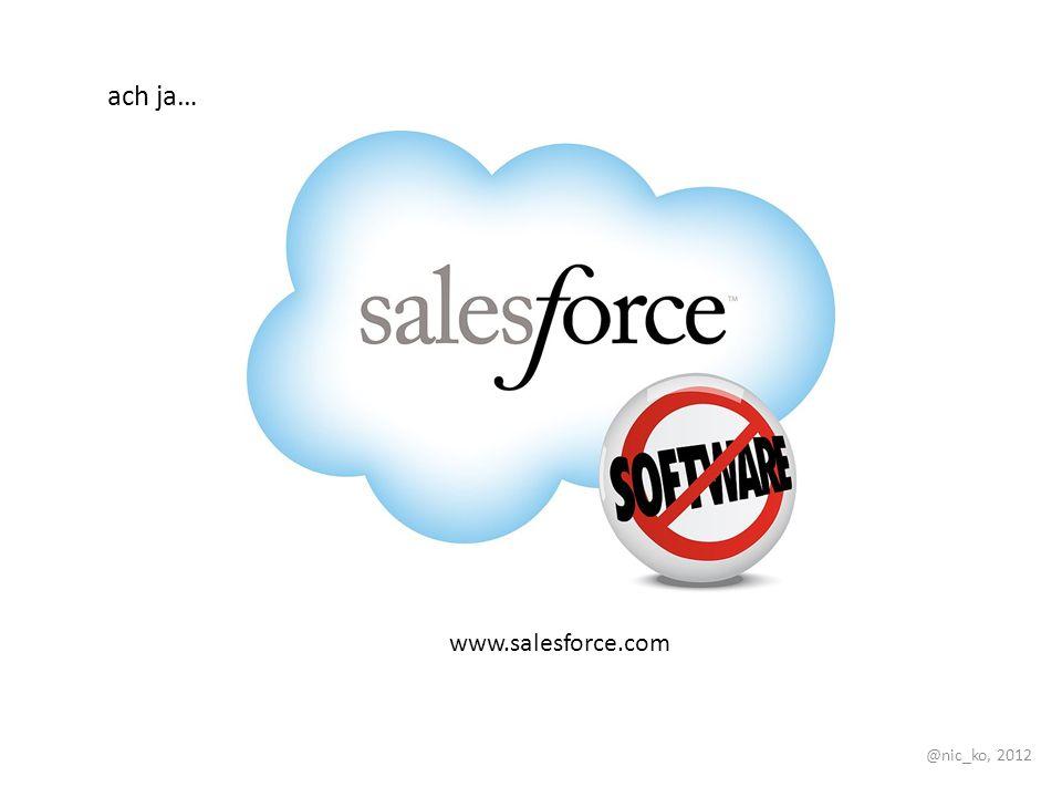 @nic_ko, 2012 www.salesforce.com ach ja…