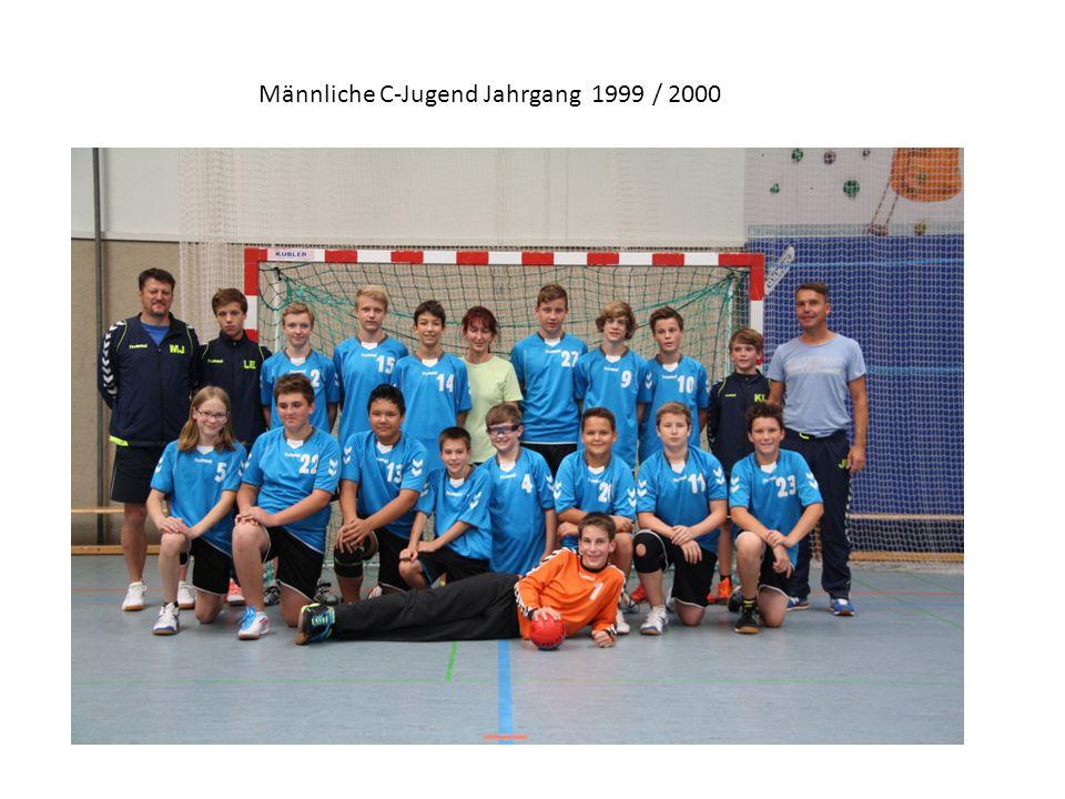 Männliche C-Jugend Jahrgang 1999 / 2000