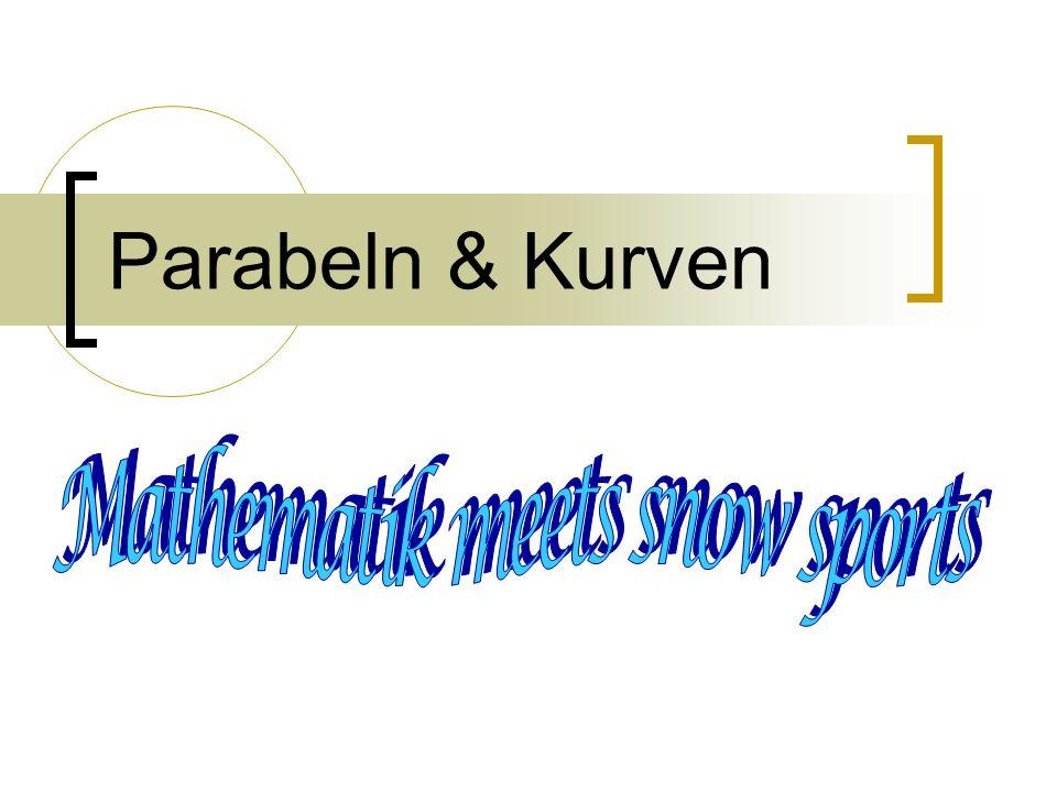 Parabeln & Kurven