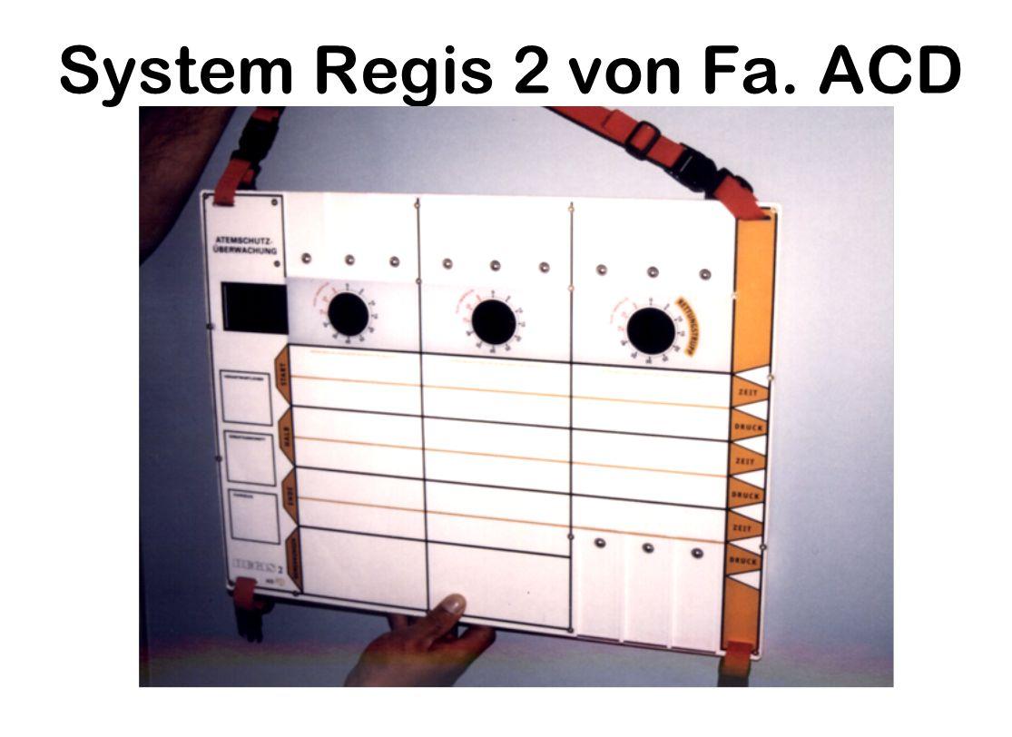 System Regis 2 von Fa. ACD