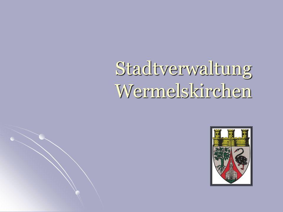 Stadtverwaltung Wermelskirchen
