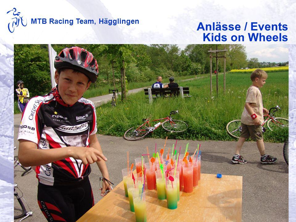 MTB Racing Team, Hägglingen Anlässe / Events Argoviacup Hägglingen