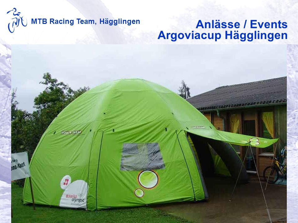 MTB Racing Team, Hägglingen Anlässe / Events City-Sprint